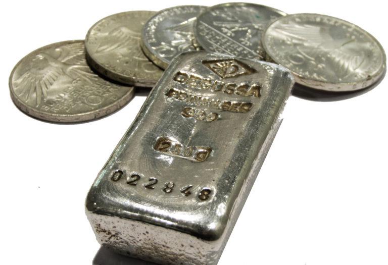 Ankauf Silberbarren Limburg