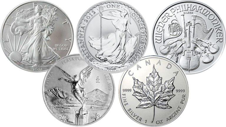 Ankauf Silbermünzen Limburg